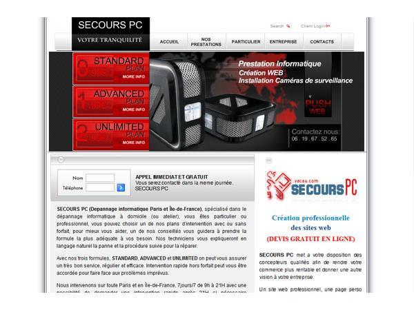 Dépannage informatique Paris