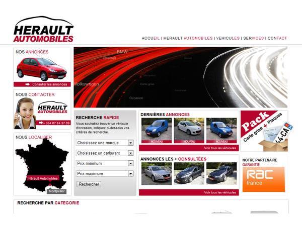 Herault Automobiles