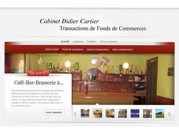 Cabinet Didier Cartier
