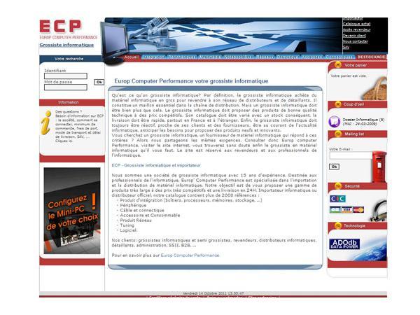 Europ Computer Performance