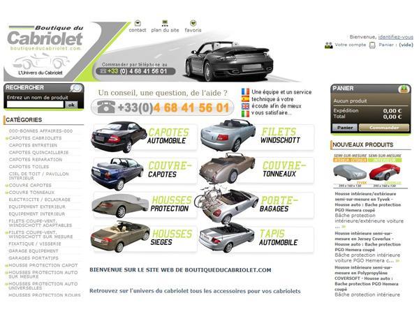 Boutiqueducabriolet.com