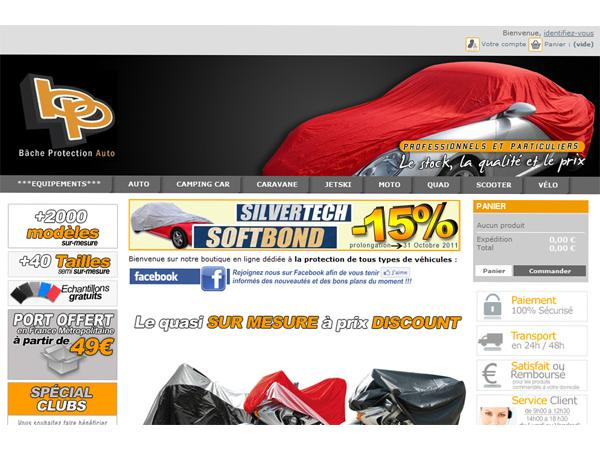 Bache-protection-auto.com