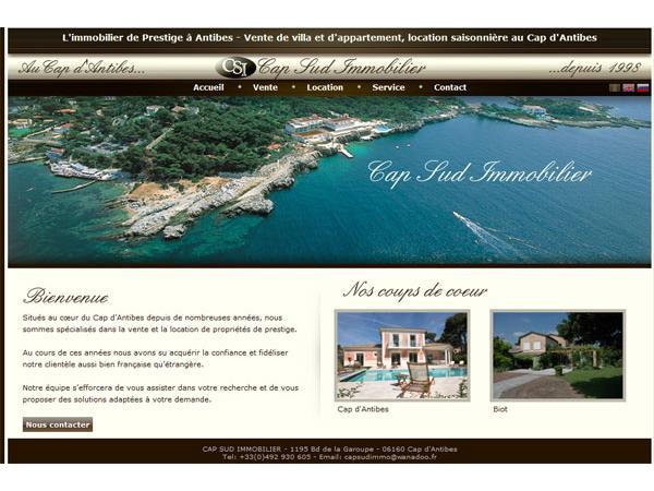 Cap Sud Immobilier