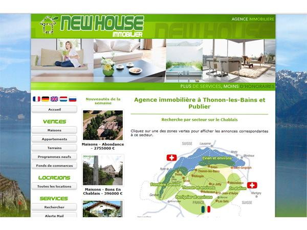 newhouse immobilier