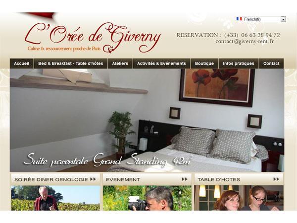 L'Orée de Giverny