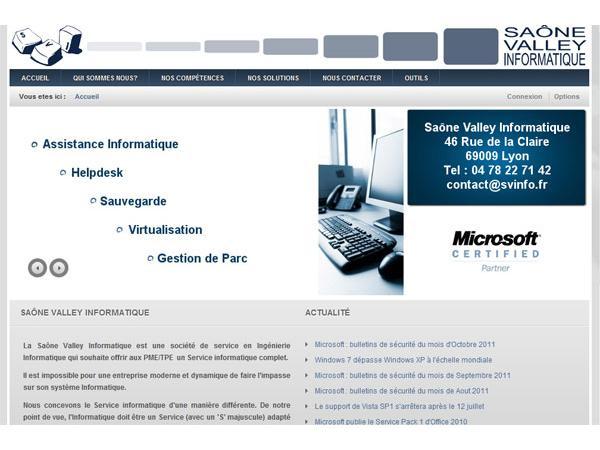 Saône Valley Informatique