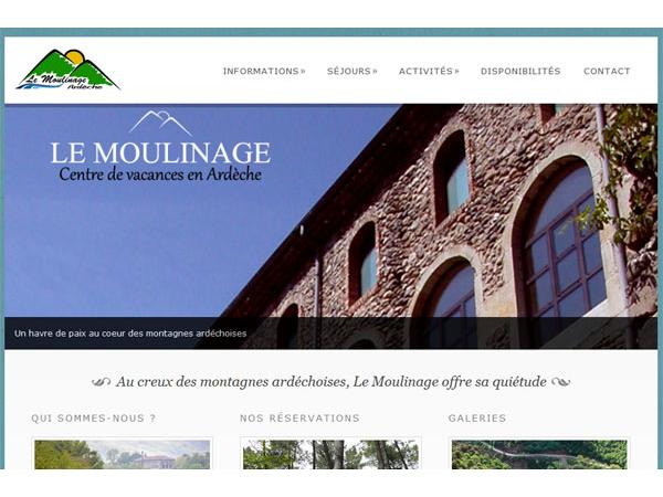 Centre de vacances Le Moulinage