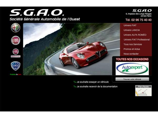 Fiat Alfa Lancia Bretagne