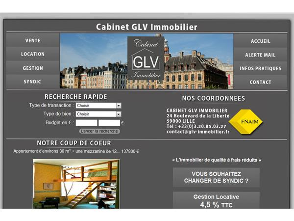 Cabinet GLV Immobilier