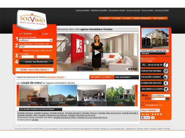 Solvimo Immobilier Vitrolles