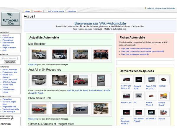 Wiki-Automobile