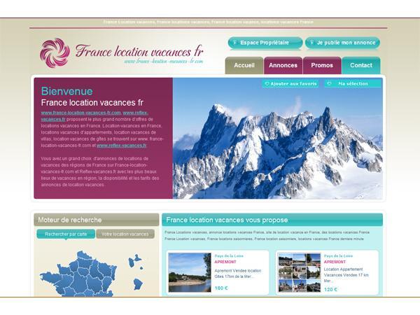 location vacances france, annonce location vacances