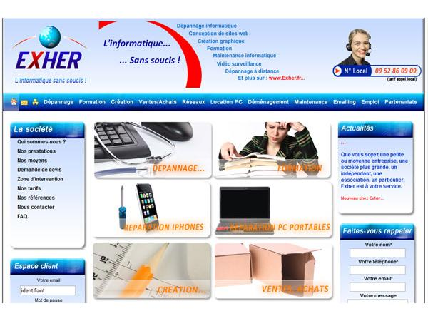 Exher Informatique