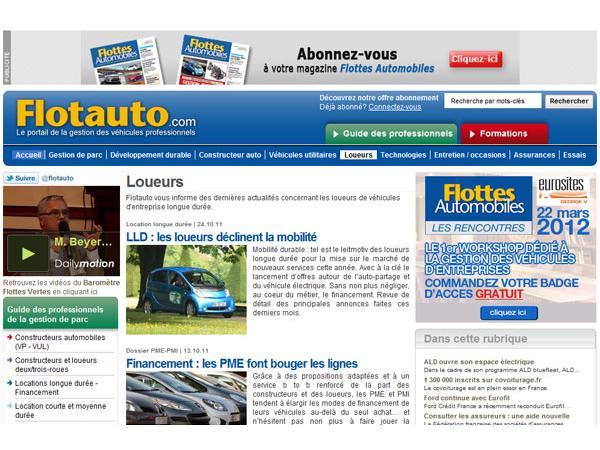 Financement et gestion d'un parc de véhicules - Flotauto.com