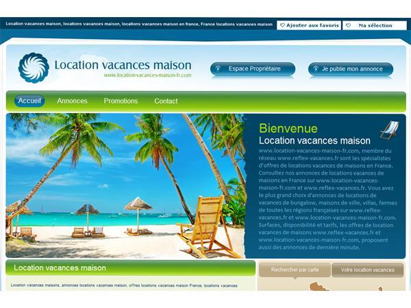 location vacances, location saisonniere