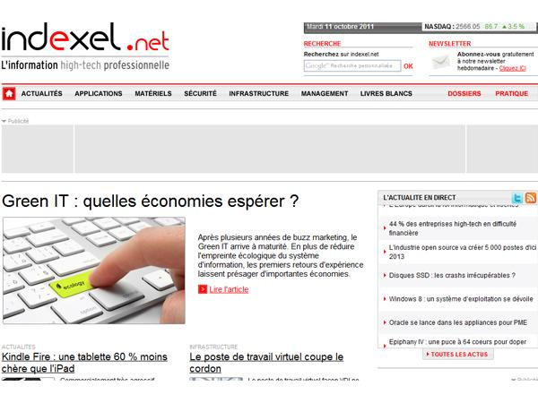 indexel l'informatique professionnelle