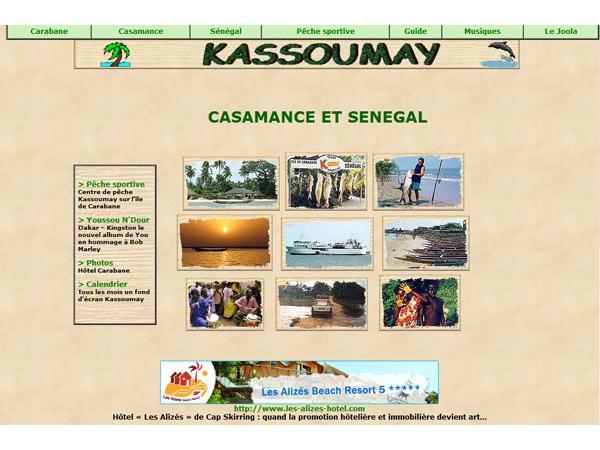 Kassoumay - Sénégal et Casamance