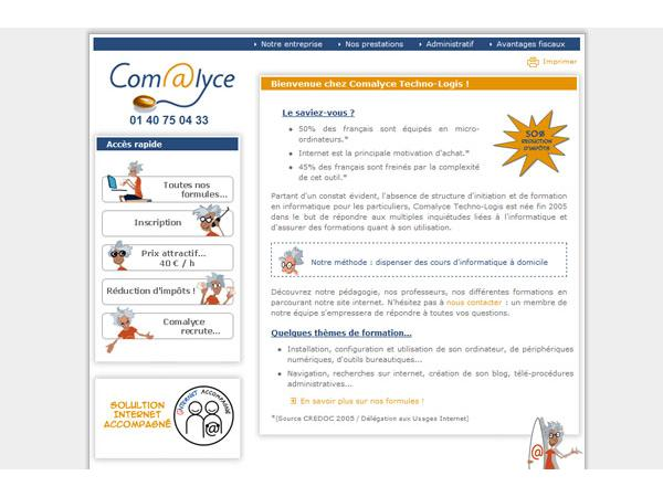 Comalyce Techno-Logis