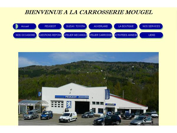 Carrosserie Mougel