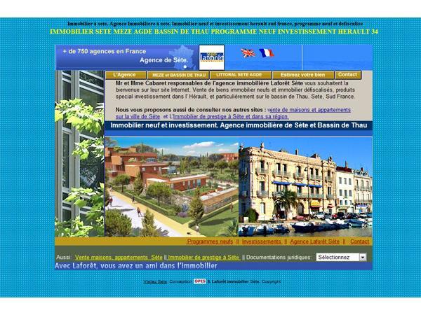 Investir à Sète, Languedoc