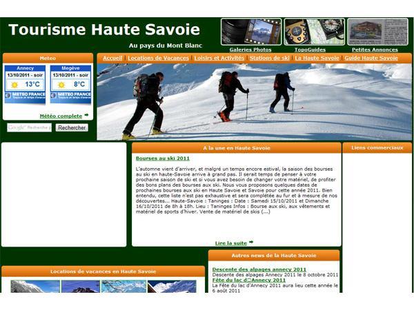Tourisme Haute Savoie
