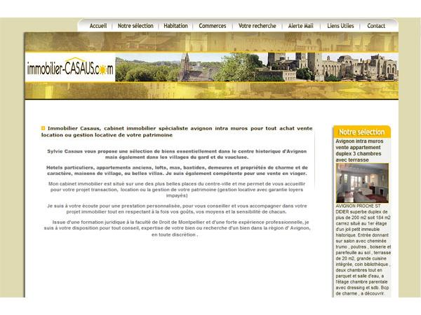 Transactions immobilières en Provence