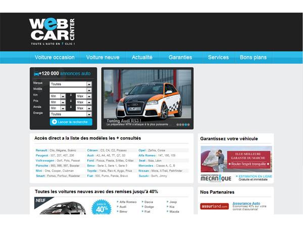 Web Car Center
