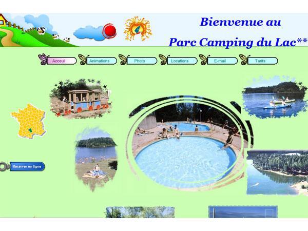 Parc et Camping du Lac