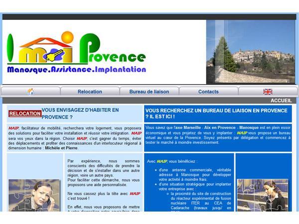 Habiter en Provence !