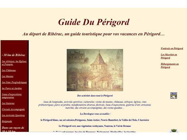 Dordogne, guide touristique du Périgord