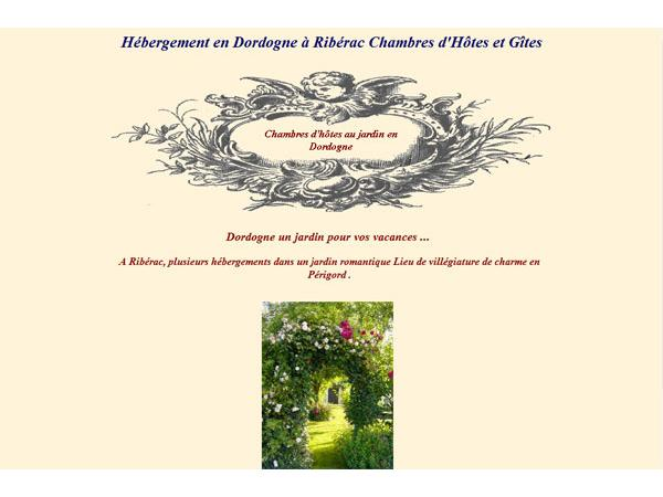 Ambiance vacances et jardins en Aquitaine