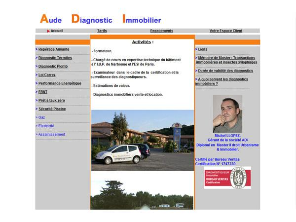 Aude Diagnostic Immobilier