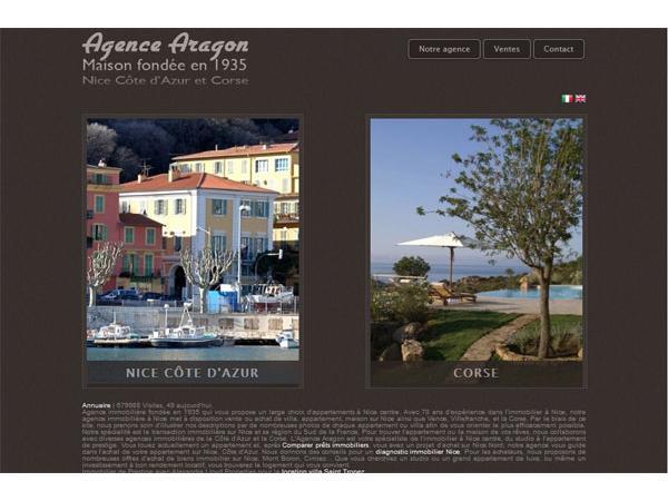 Agence Aragon à Nice
