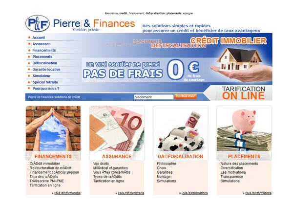 Pierre et Finances