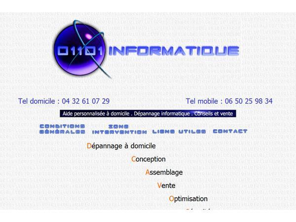 01101informatique