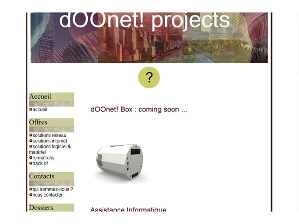 doonet projects