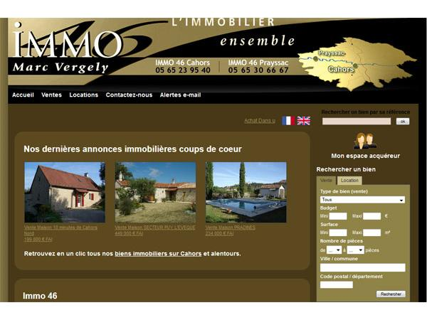 Immo 46 Cahors