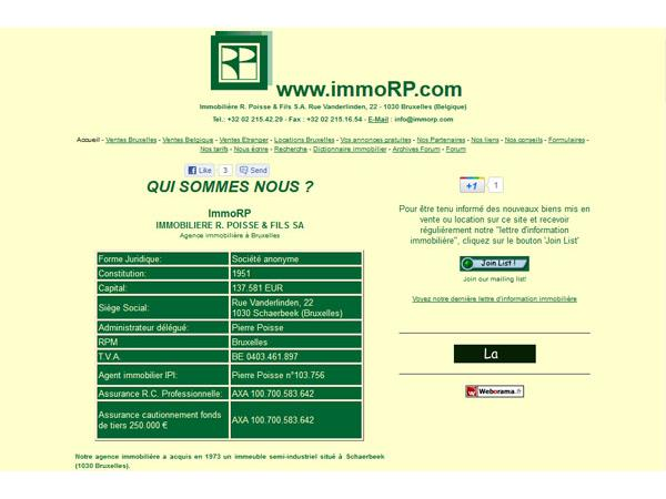ImmoRP