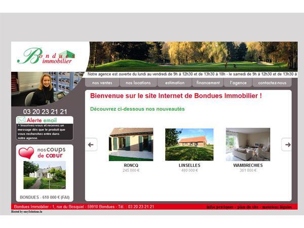 Agence Bondues Immobilier