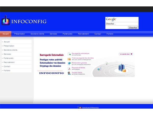 Infoconfig - Installation, Formation, et Dépannage Informatique sur site.