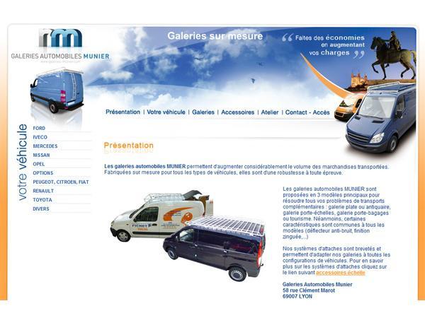 Galeries Automobiles Munier
