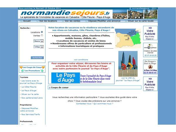 Normandie Séjours