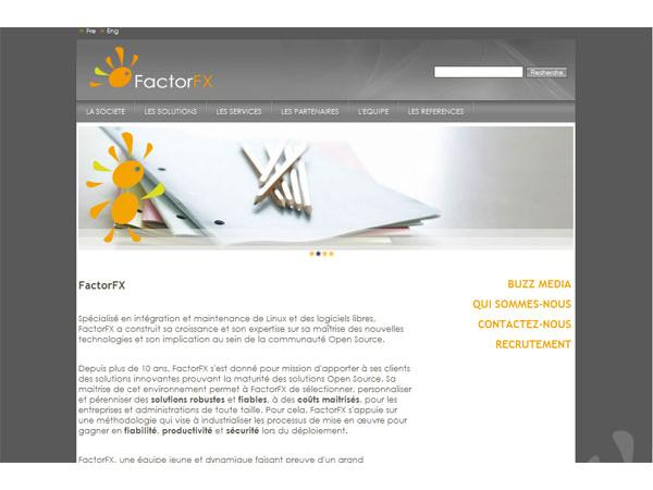 FactorFx - Rennes Informatique