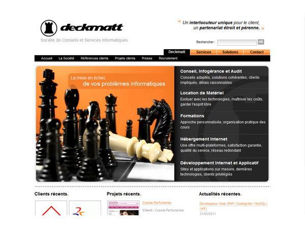 Deckmatt - Solutions Informatiques et Multimédia