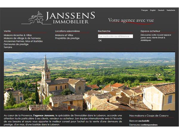 Janssens Immobilier