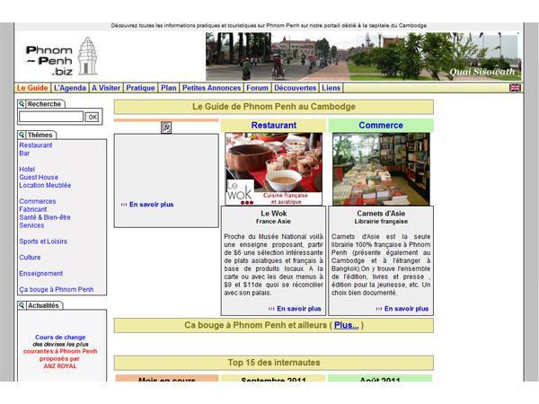Guide de Phnom Penh