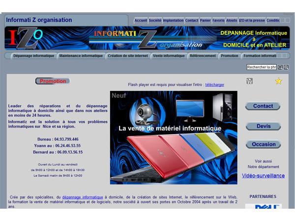 informatiZorganisation