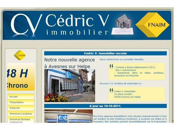 L'Adresse - Cedric V Immobilier
