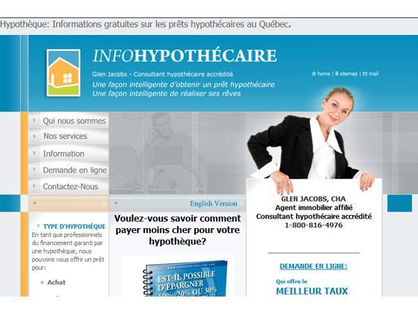 Hypotheque - Pret hypothecaire