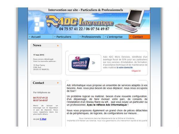 Adc Informatique - Rhone-Alpes